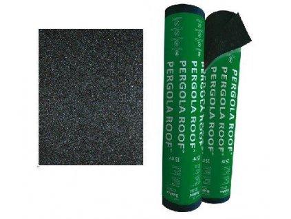 Asfaltový pás PERGOLA ROOF modifikovaný černý ONDULINE 15m2