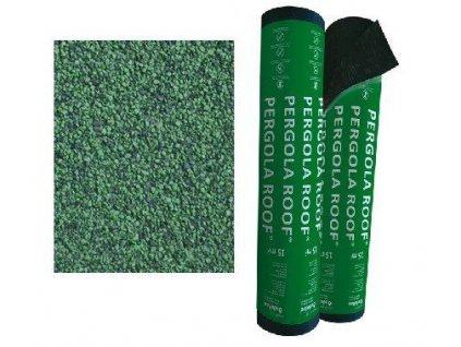 Asfaltový pás PERGOLA ROOF modifikovaný zelený ONDULINE  15m2