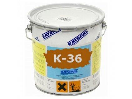 Bitumenové lepidlo na střešní šindel 1 litr K-36 KATEPAL