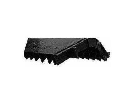 Hřebenové odvětrávání pro střešní šindel 1 m KATEPAL