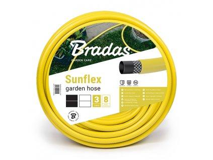 "Zahradní hadice 3/4 "" SUNFLEX 20 m UV odolná - 3 vrstvá"
