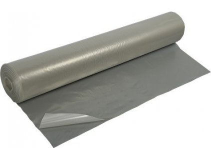 Separační fólie ochranná 2x50m LDPE polorukáv 200 mikronů