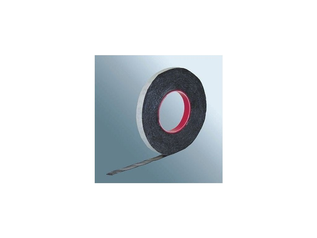 Butylkaučuková páska na parozábrany 15 mm x 25 m butylová