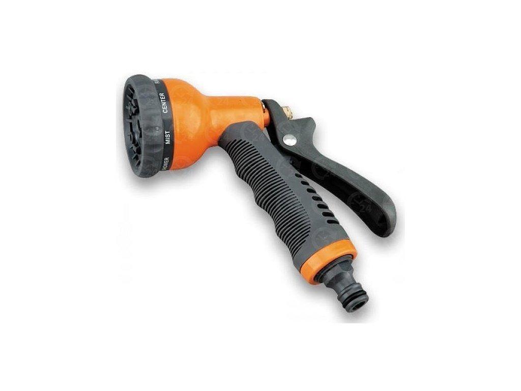 Multifunkčná pištoľ BRADAS na záhradné hadice (8-vzor)