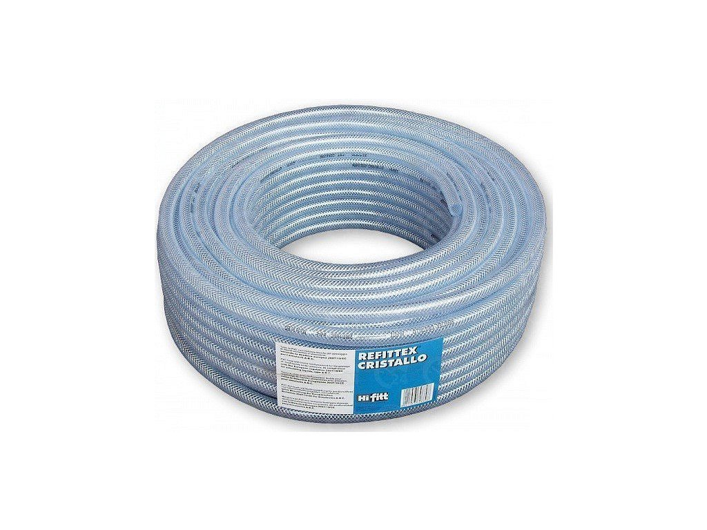Vzduchová hadica technická 8*14 mm d. 50 m (20/60 Bar) zosilnená
