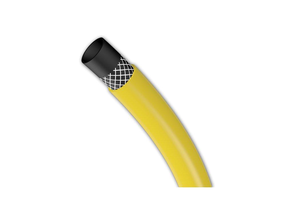 """Zavlažovacie hadica žltá 5/8 """" SUNFLEX 20 m UV odolná"""