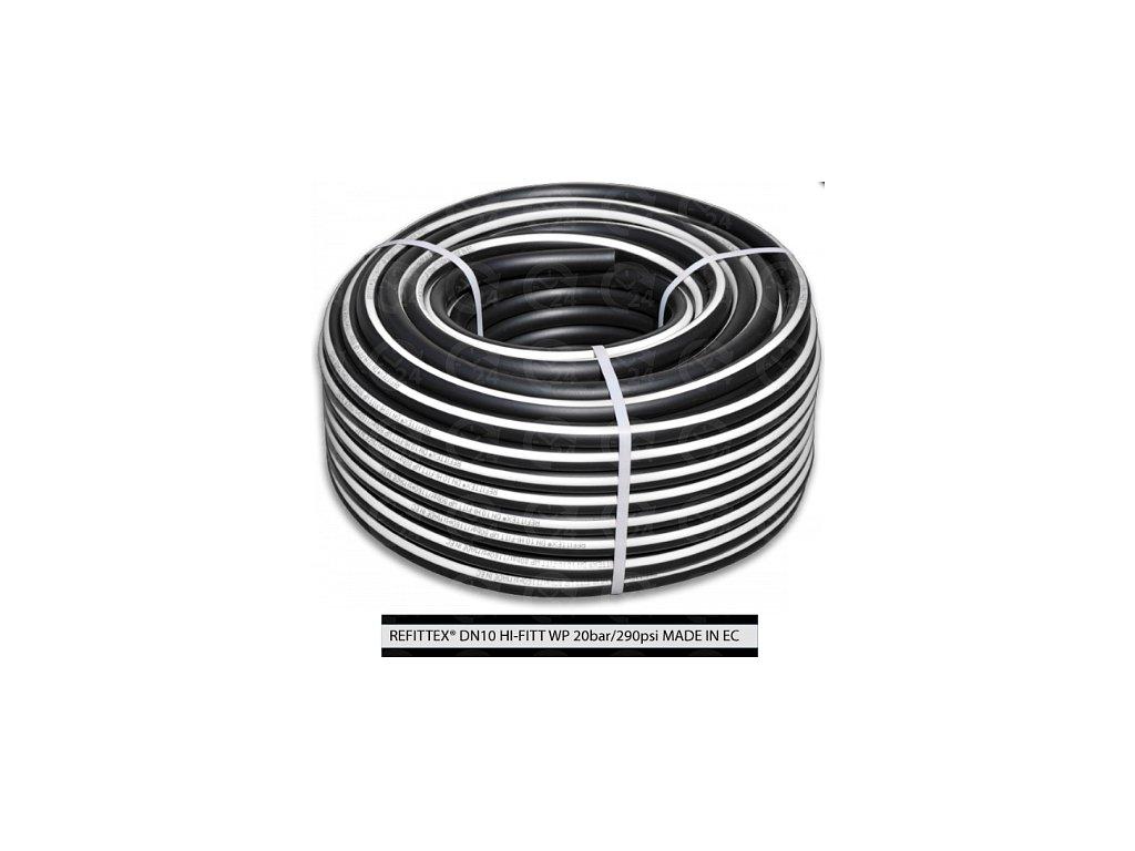 Vzduchová hadica technická pr. 10mm / d. 50m (20bar)