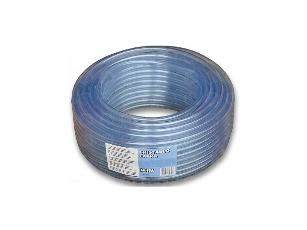 Technická hadica priehľadná pr. 3 mm / d. 100 m Cristallo extra