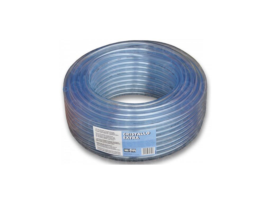 Technická hadica priehľadná pr. 6 mm / d. 100 m Cristallo extra