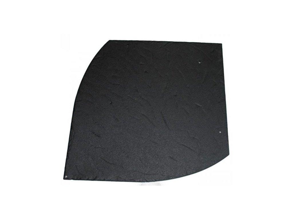 Plastový šindeľ bridlicový EUREKO BNC II čierna