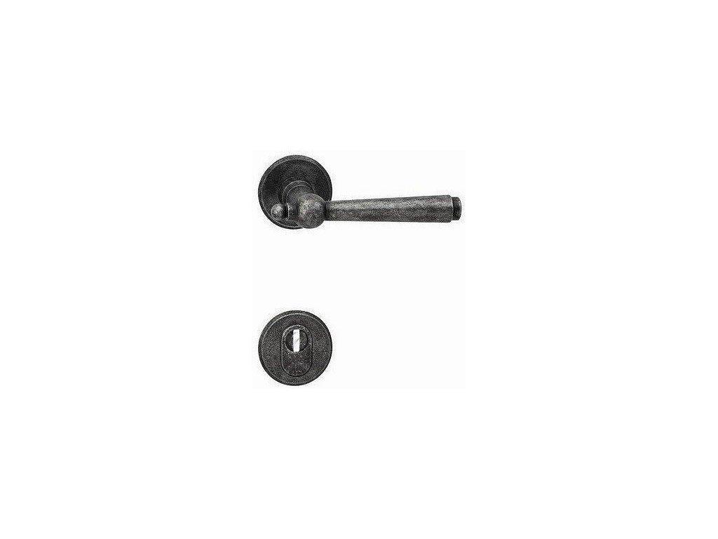 Bezpečnostné kovanie Cobra s prekrytím HAMBURG + kovaná