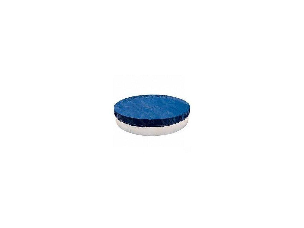 Bazénová plachta s gumou FOLSTER POOL modrá