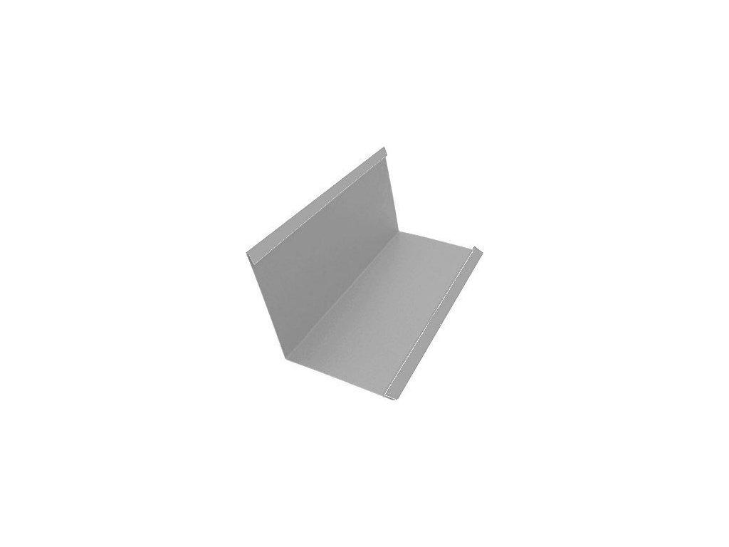 Úžľabie plechová strešná krytina BLACHOTRAPEZ pozink 2 m