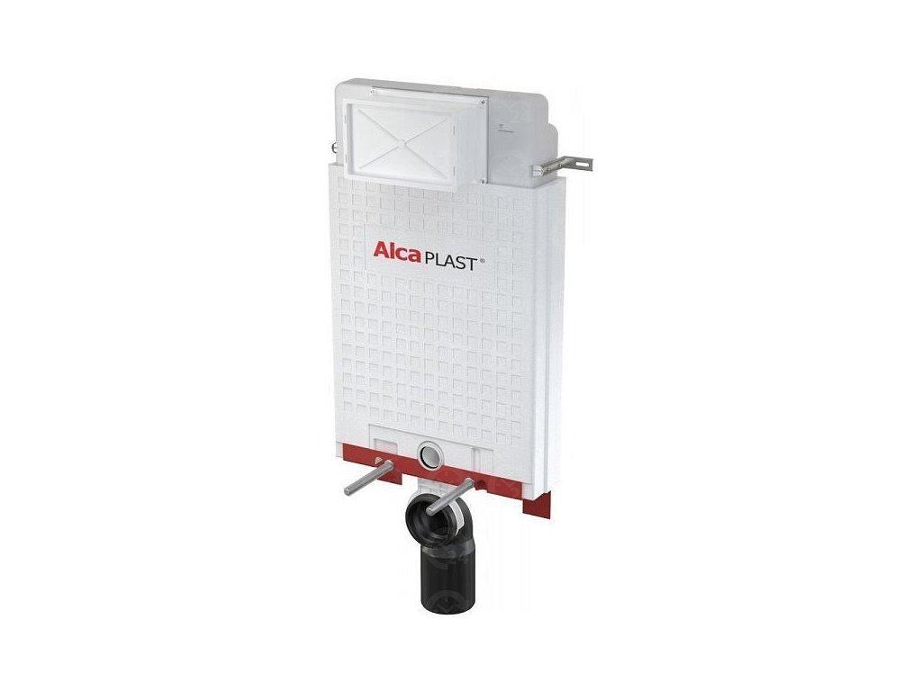 Závesné WC nádrž pre zamurovanie A100 / 1000 ALCAMODUL - Alcaplast
