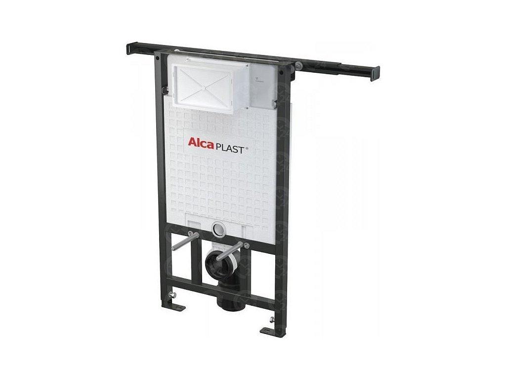 Záves WC do bytového jadra Jádromodul A102 / 1000 - Alcaplast