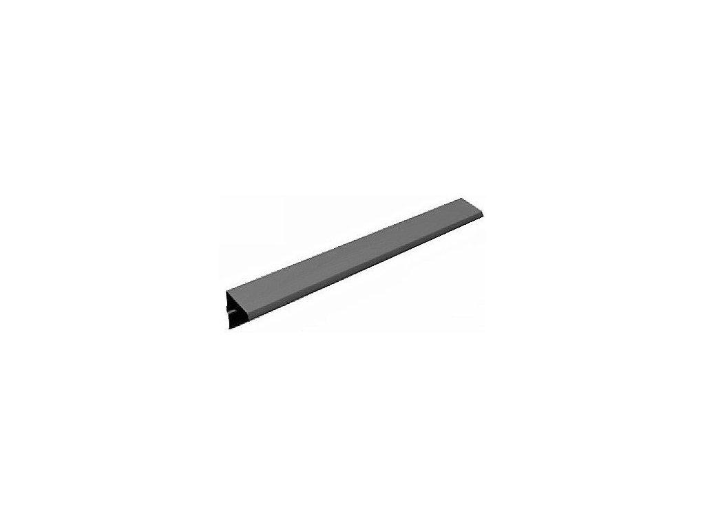 23299 blachotrapez janosik zavetrna lista standardni 0 5 pladur cerna