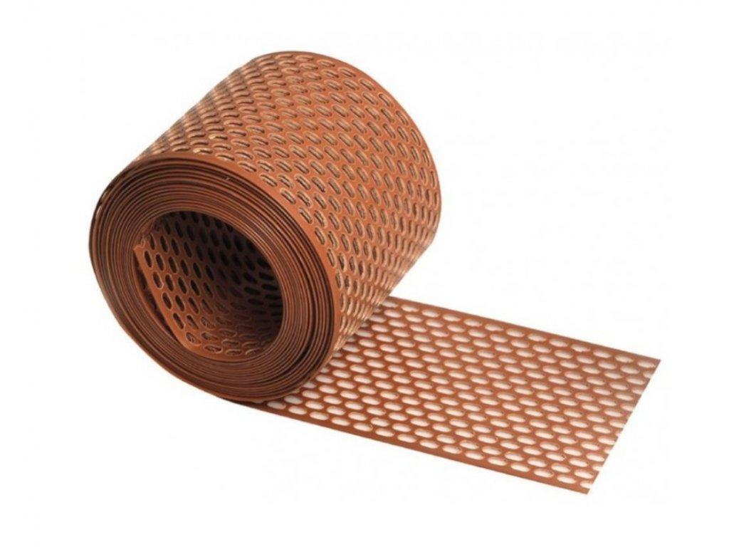 Ochranná vetracia mriežka PVC