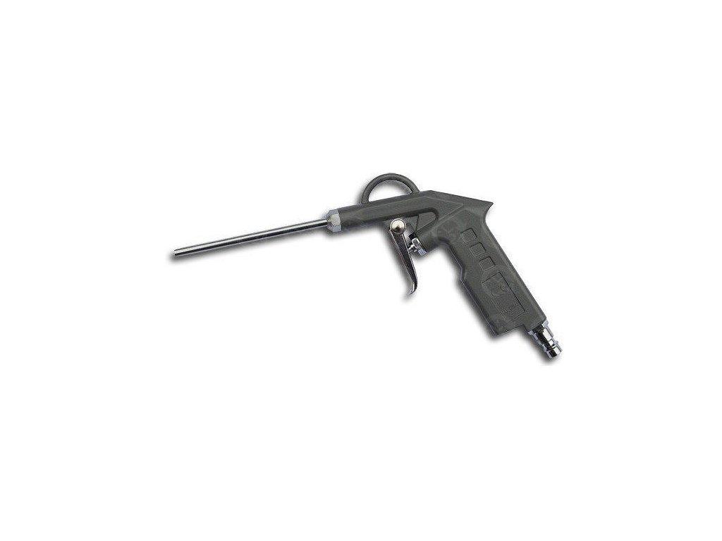 Vzduchová pištoľ s predĺženou tryskou 100mm (12bar)