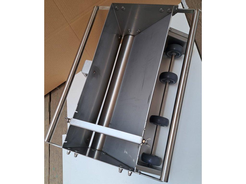 Nanášací válec / vozík na celoplošné lepidlo 50-40 UNI