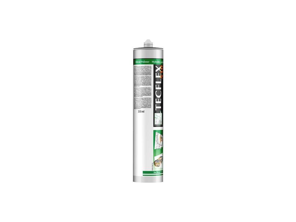 Lepidlo na autosklá TECFLEX 3060 290 ml Den Braven farba čierna