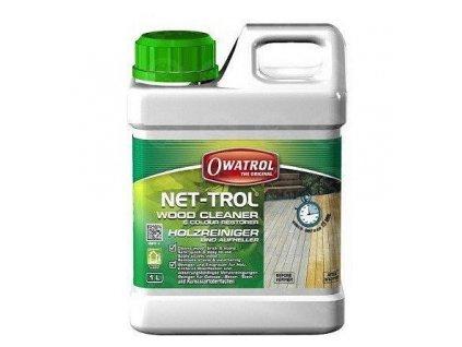 Odstraňovač dřevní šedi NET-TROL 2,5l odšeďovač