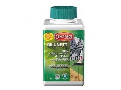 Odstraňovač náteru na drevo DILUNETT 1 l