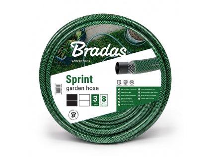 """Záhradná hadica zelená 1/2"""" SPRINT 30m - 3 vrstvová"""