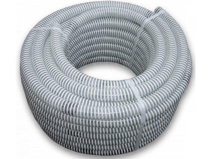 Vystužená sacia hadica špirálová pr. 38mm, d. 25m