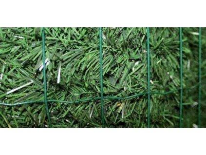 Umelý plot imitácia ihličnanu 95% tienenie 1 x 3 m