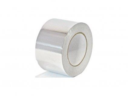 Hliníková páska ALU PROFI zosilnená 100mm x 50m jednostranne lepiaca