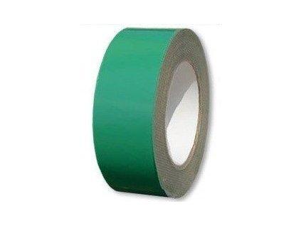 Parotesná páska PROFI zelená na parotesné fólie (š.50mm / d. 25m)