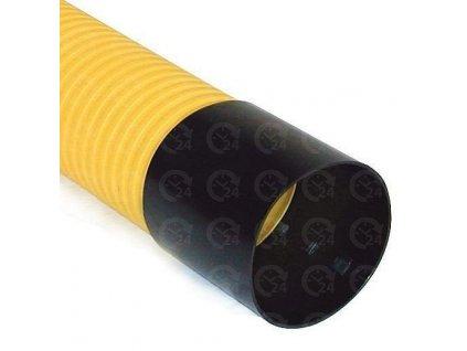 Drenážna spojka DN 100 mm tvarovka pre husí krk