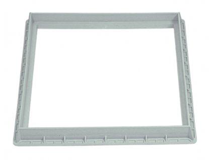 Rám pre rošt alebo poklop 550 x 550 mm