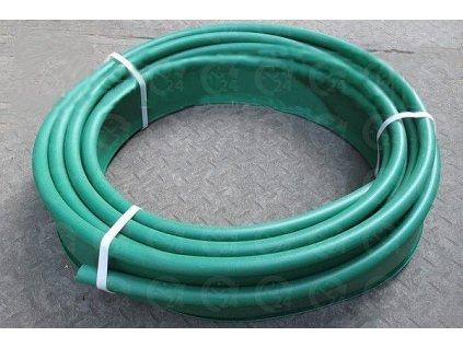 Záhradný obrubník plastový 11,5cm / 10 m zelený