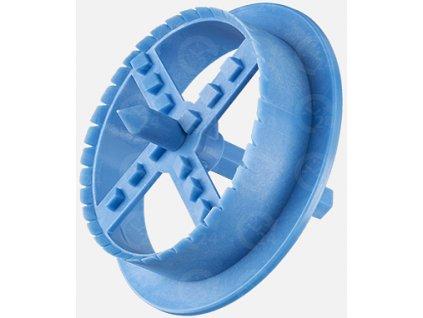 Likov Fasádna plastová frézka do polystyrénu ∅ 70 mm modrá