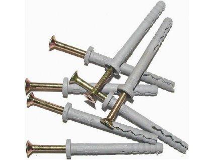 Natĺkacia hmoždinka 6 x 60 mm (50 ks)