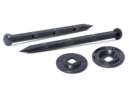 Podložka pod plastové kotviace kolíky