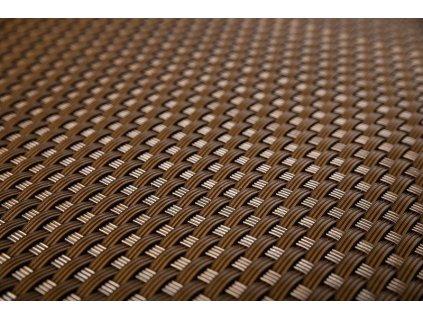 Tieniaca rohož na plot 0,9 x 5 m čokoládová hnedá RattanArt