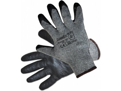 """Bradas záhradné rukavice pogumované DRAGON vel. 10 """""""
