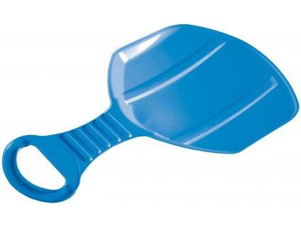 Detský klzák na sneh KID modrý plastový