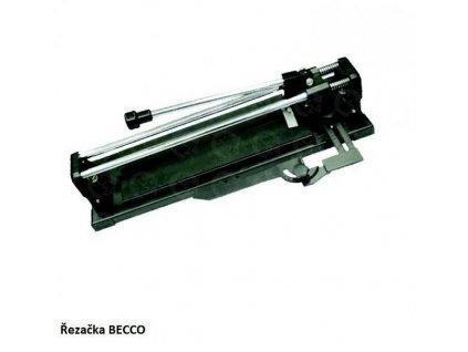 Rezačka na dlažbu BECCO 60 cm - zosilnená základňa
