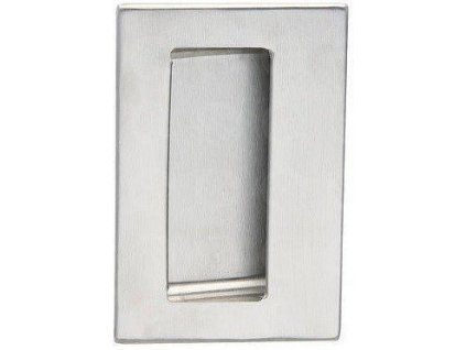 Dverové úchyt na posuvné dvere - nerezový 125x85mm