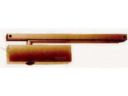 Dverné samozatvárač HNEDÝ do 90kg GEZE TS 3000