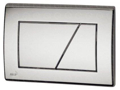 Ovládacie tlačidlo základné M172 Chróm - mat