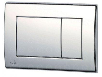 Ovládacie tlačidlo základné M271 Chróm - lesk