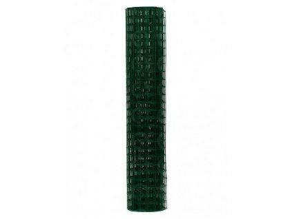 Zváraná sieť poplastovaná pletivo v. 50 cm / d. 5 m (oko 12,7 mm)