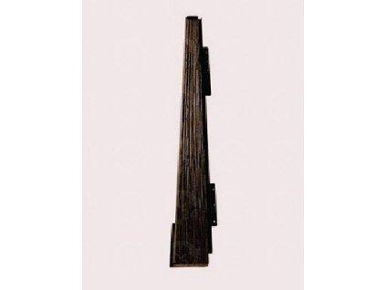 Drdlíkův drevený šindeľ NÁROŽIA DDN II plastový šindeľ EUREKO