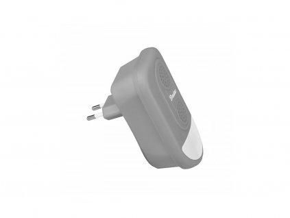 Elektrický odpudzovač hlodavcov a hmyzu s LED lampou Bradas CTRL-ID302V