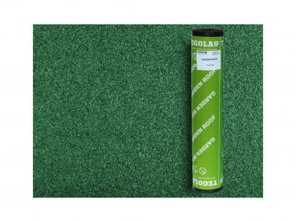 Modifikovaný asfaltový pás zelený 15m2 GARDEN ROOF 2mm TEGOLA