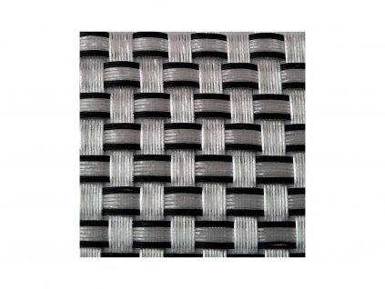 Tieniaca tkanina na plot 90% Plus 1 x 5 m antracit 850 g / m2